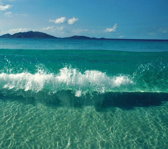 Sons de la mer et océan