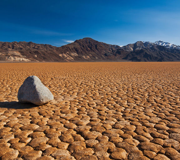 L'atmosphère du désert